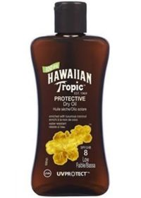 HAWAIIAN TROPIC BRONZING OIL - 100ml FPS 8